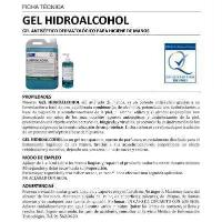 JP GEL MANOS HIDROALCOHOLICO 500ML